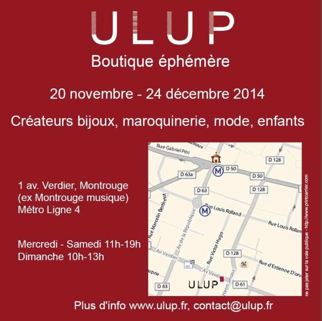 ulup verso montrouge flyer
