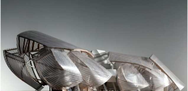 Très belle exposition Franck Ghery architecte artiste à Pompidou et cerise sur le gateau découverte de Latifa Echakhch jusqu'au  26 janvier