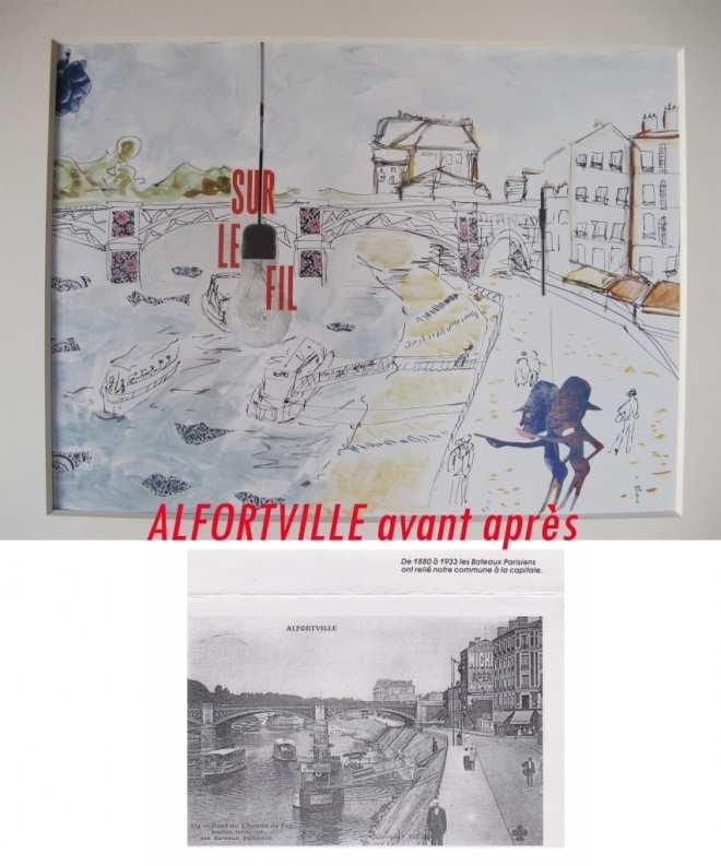 présentation alfortville expo