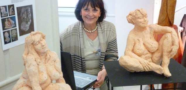 Rencontre avec Ybah, sculpteur de l'intimité.