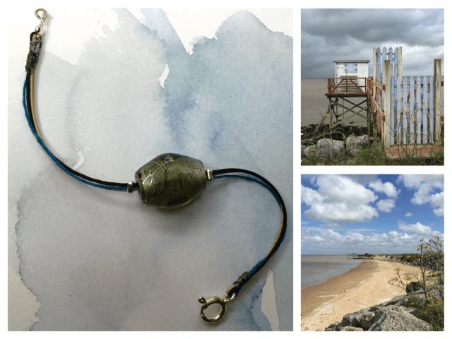 bracelet mer et pêche