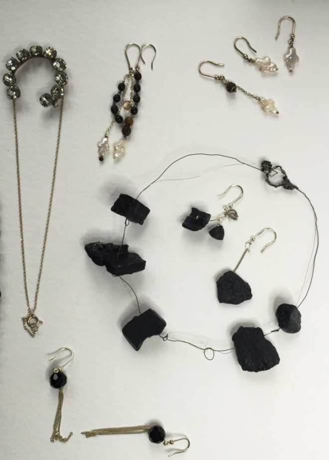 Collection-noir-nacre-météorite-strass