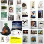 Les coulisses de la vente aux enchères d'oeuvres d'art du Secours Populaire le 4 juin à la cité de l'immigration