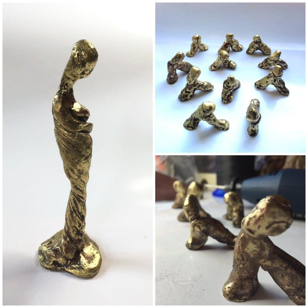 bronze en cours