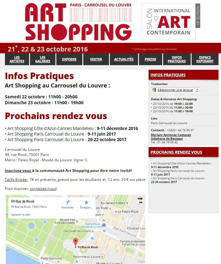 art-shopping