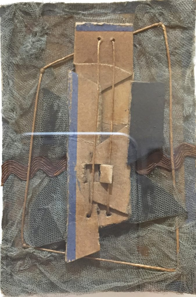 Picasso-collages-assemblages