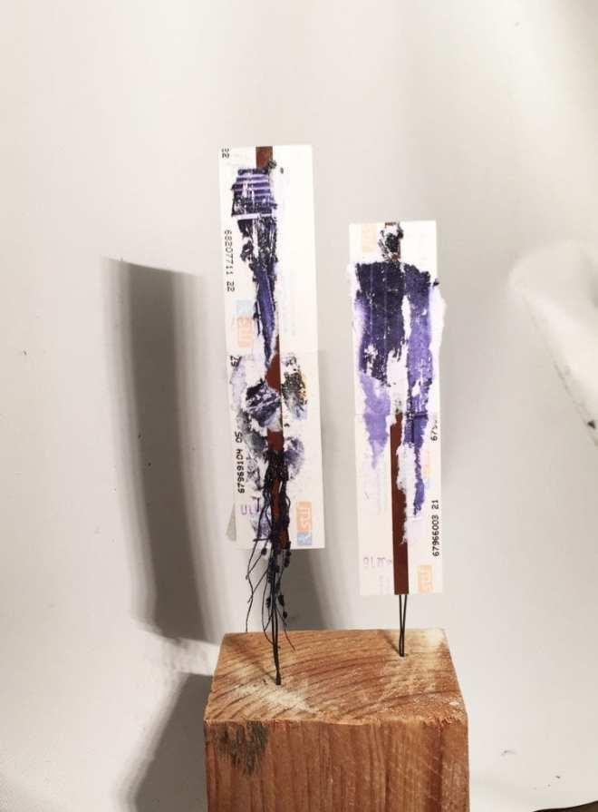 stif-ticket-metro-couple-bleu-violet-sculpture-3
