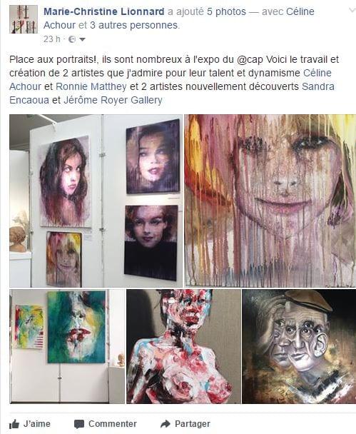 Celine Achour, Jeroem Royer, Sandra Encaoua