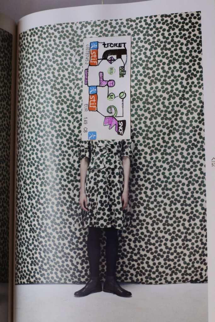 Re-vue - Cotélac - livre d'artiste -Chrismali