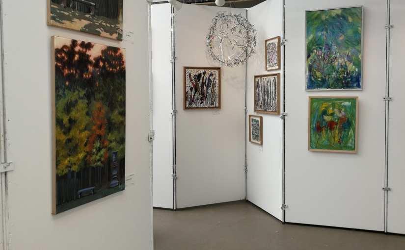 Exposition du  Cercle des Artistes de Paris au Parc Floral – Pari Réussi!