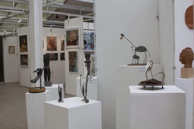 sculptures Françoise Darras