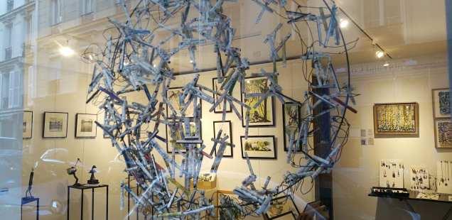 Noël d'Artistes à la Galerie de l'Angle - 20 au 23/12 - Marais - Paris