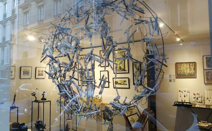 Noël d'Artistes à la Galerie de l'Angle – 20 au 23/12 – Marais – Paris