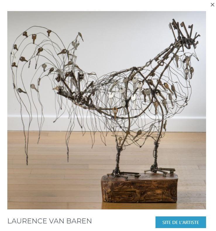 Laurence Van Baren