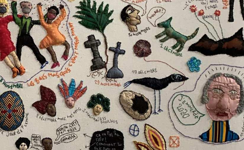 Barbara d'Antuono – Artiste textile – art singulier