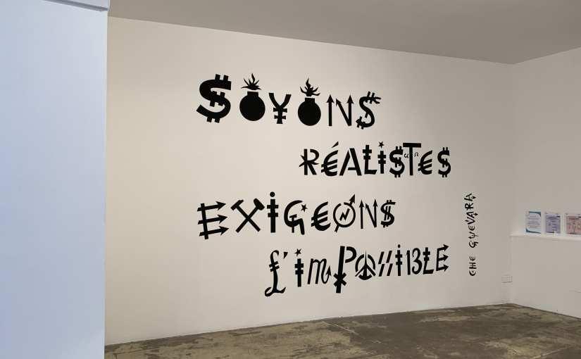 Galeries Paris – j'ai vu – j'ai aimé