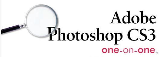 Adobe Photoshop CS3: one-on-one