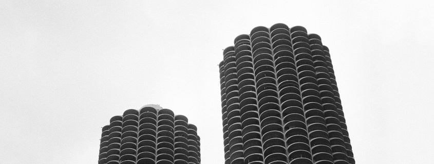 Iconic Chicago Apartment Towers
