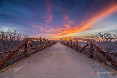 Bridge to Tomorrow, Tillman County, OK