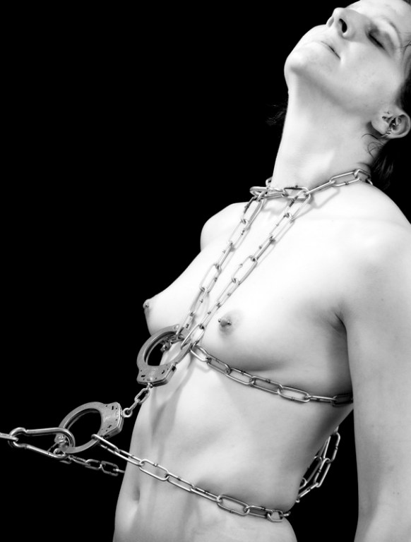 Breast and Chains 3