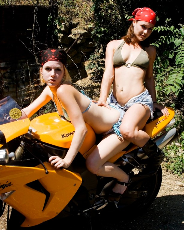 Biker Babes 4