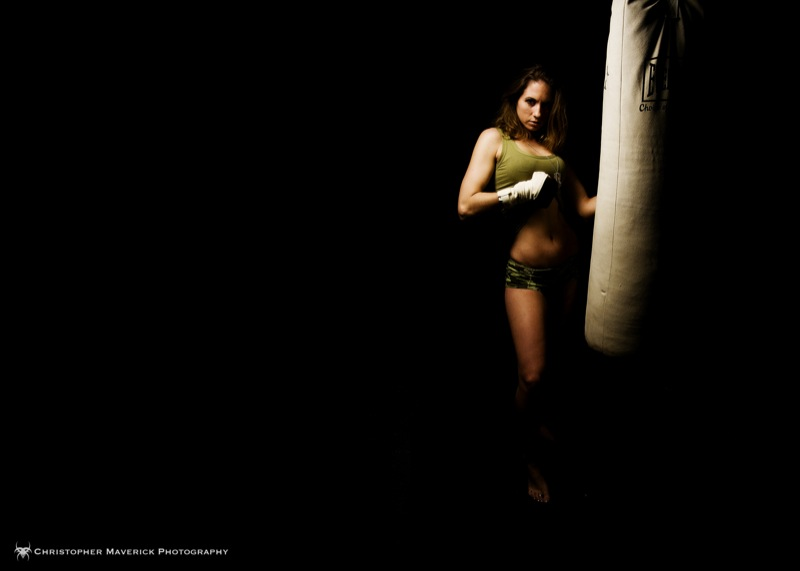 Damsel - The Boxer
