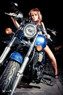 Model: Christy Lee Photography: Chris Maverick Date: 6/24/10 Location: Xtreme of Washington County Event: Bike Night See more on my fan page: http://www.facebook.com/album.php?aid=230008&id=378292245090