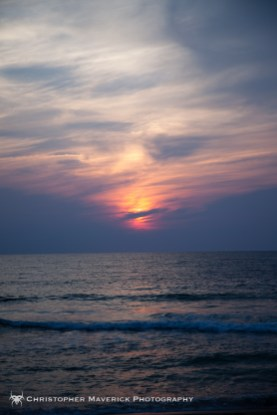 Outer Banks Sunrise #7