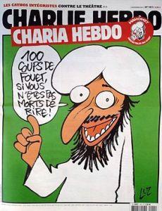 Charlie Hebdo, November 2014