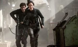Hunger Games: Mockingjay Part 1 (2014)