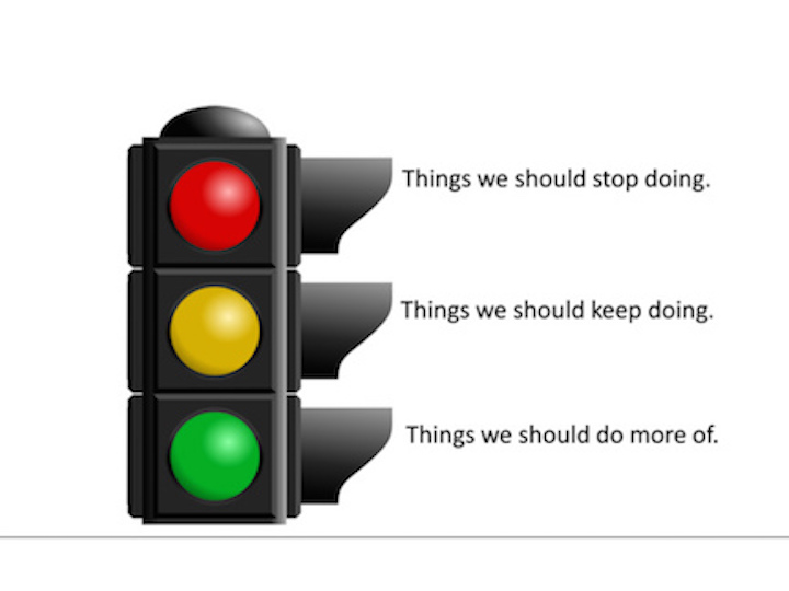 Traffic Signal Diagram