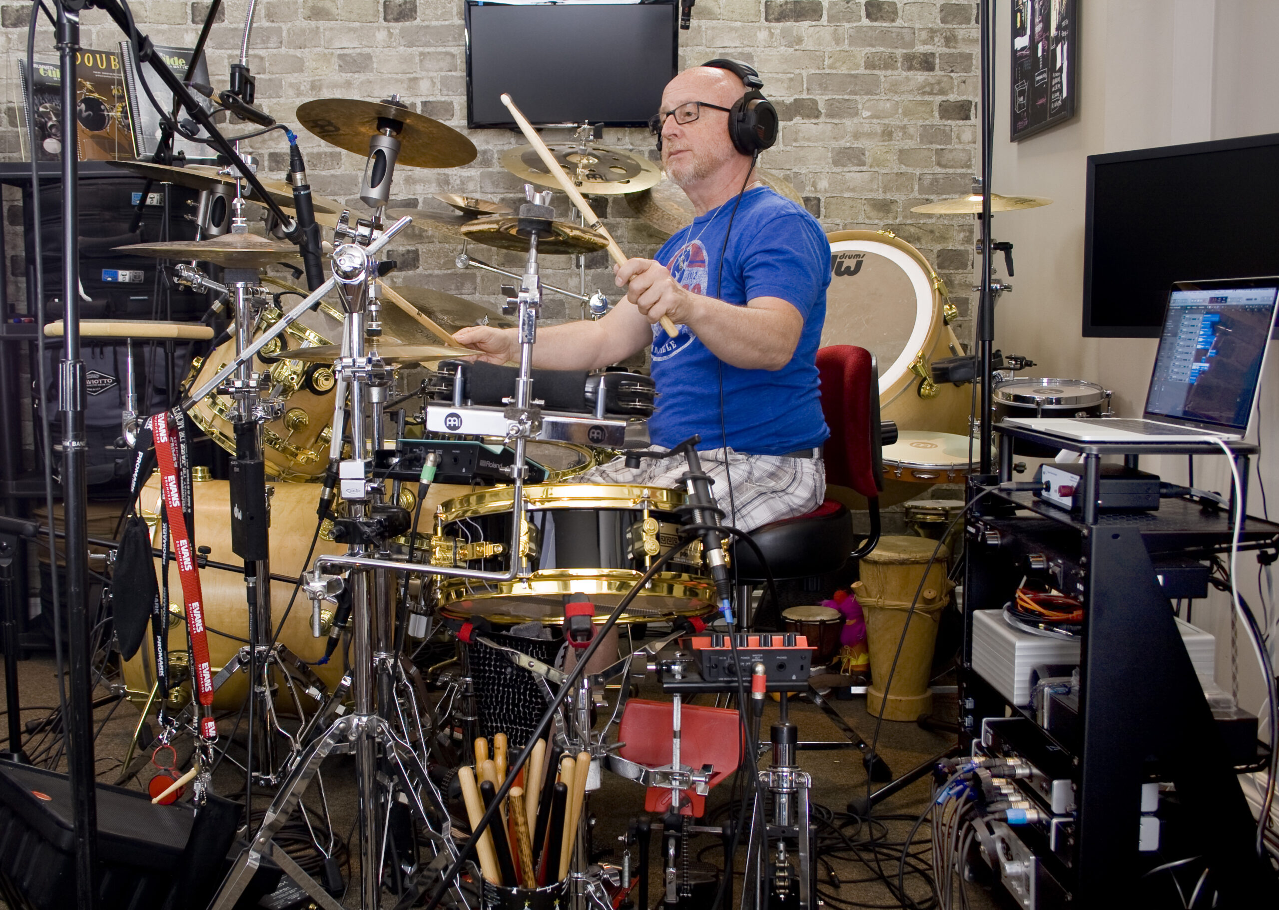 Enregistrement en studio