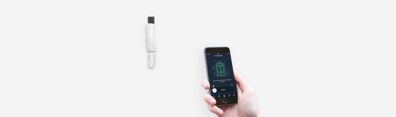 Nello – Haustür öffnen mit Smartphone