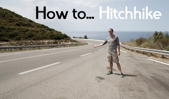 How to Hitchhike