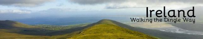 Walking the Dingle Way in Ireland