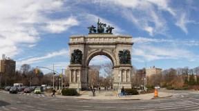 Prospect park in Brooklyn.