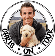 Chris on Tour Logo