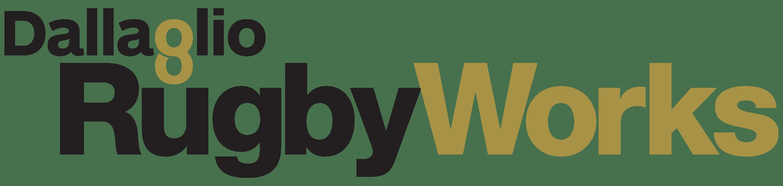 Dallaglio RugbyWorks logo