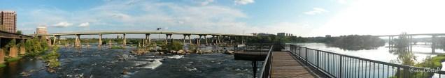 Bridge panoramic