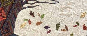 Oak Leaf and Swirl - Part 1