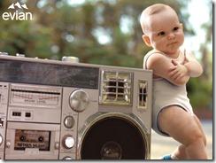 Evian Baby 1