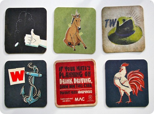 Motor Accident Commission Coasters