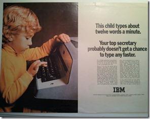 IBM Child