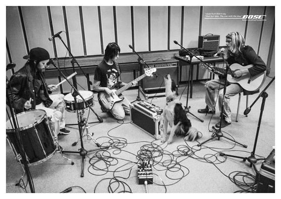 Bose headphones - Kurt