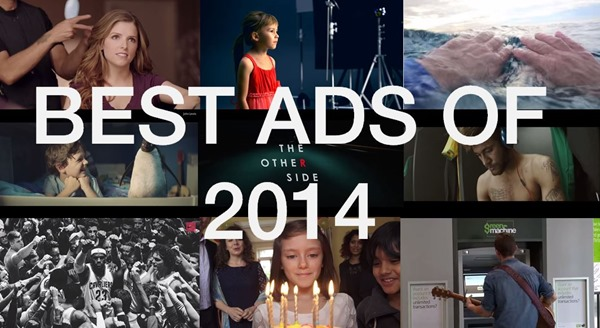 Best ads of 2014