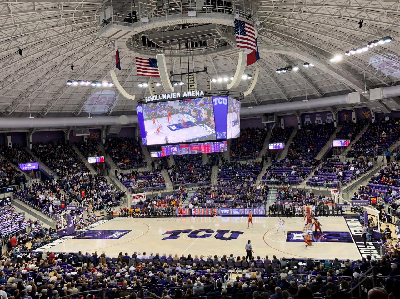 Status: TCU Basketball