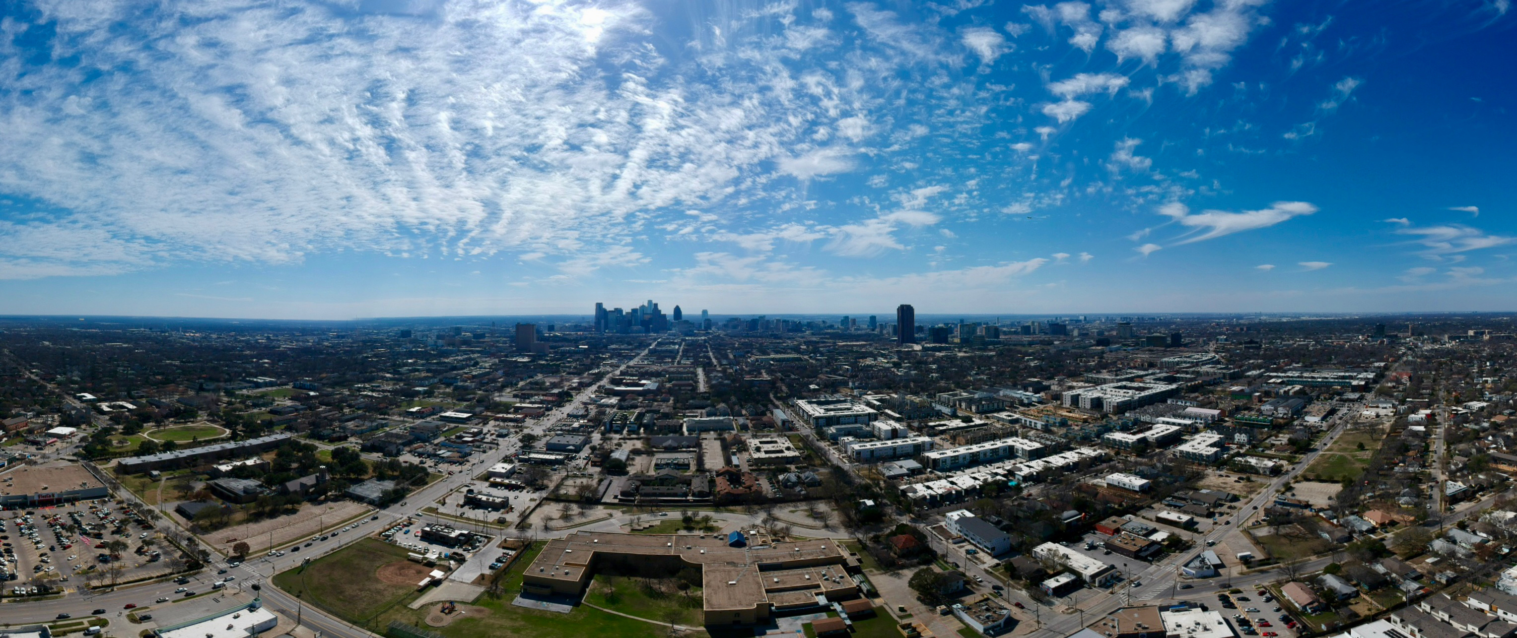 Status: Dallas Skyline