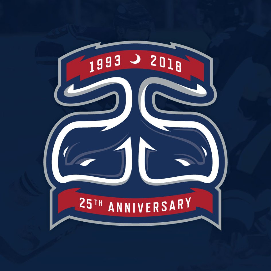 Stingrays Anniversary Logo Submission