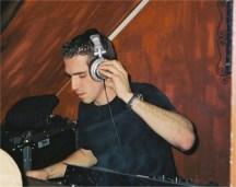 Chris Salt in London - 4th Dec 2003