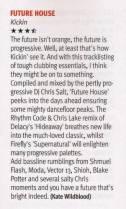 DJ Mag review of Chris Salt - Future House